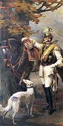 Portrait of Kaiser Wilhelm by Philip de Laszlo