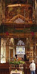 Doom Painting, Holy Trinity church, Coventry
