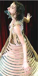 The Wooden Frock, WYorks Playhouse