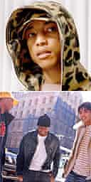 Pharrell Williams, and with Nerd colleagues Shay Haley and Chad Hugo