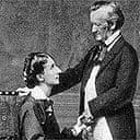 Cosima and Richard Wagner