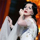 Inva Mula as Violetta in an ROH production of La Traviata