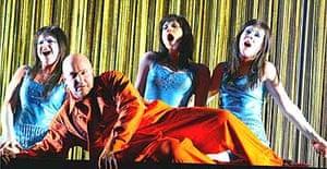 The Rhinegold, ENO, 2004