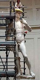 Michelangelo's David