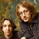 Kevin Shields (left) and Brian Reitzell