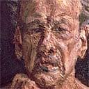 Lucian Freud's self-portrait