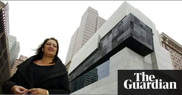 Zaha Hadid on the trials of being a woman architect | Art and ...