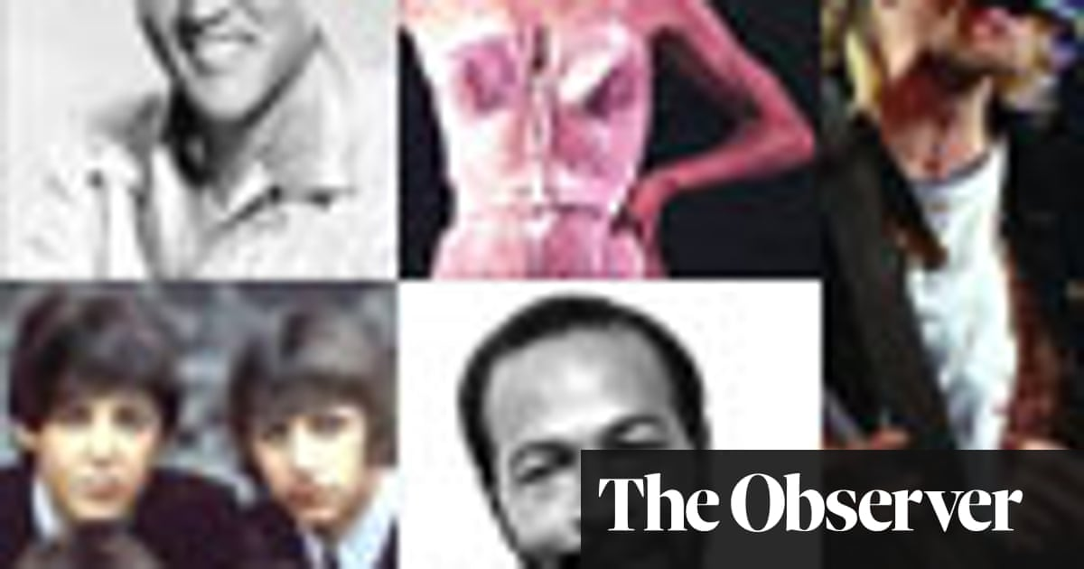 The 50 moments that shaped pop history   Music   The Guardian