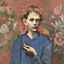 Boy with a Pipe, by Pablo Picasso