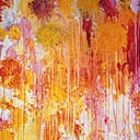 Untitled (detail), Cy Twombly, 2001