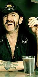 Lemmy, by Eamonn McCabe