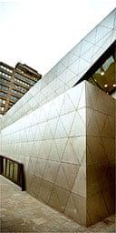 Graduate Centre, LMU, London by Daniel Libeskind