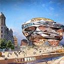 The Cloud, a proposed building in Liverpool