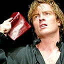 Toby Stephens as Hamlet, RSC
