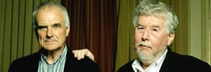 Peter Maxwell Davies and Harrison Birtwistle