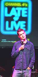G2 goes to Edinburgh: Paul Macinnes thinks he's funny