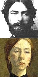 Augustus and Gwen John