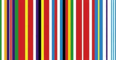 Rem Koolhaas's design for a new European flag