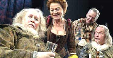 English Touring Theatre's Twelfth Night, Sept 04