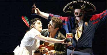 Don Giovanni directed by Calixto Bieito, ENO, London