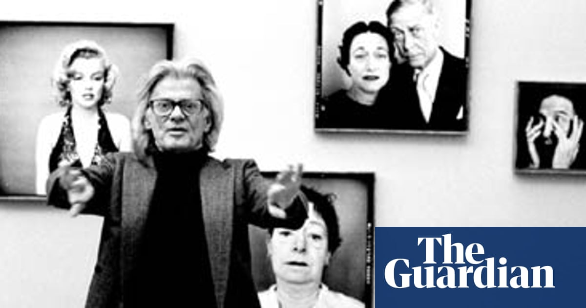 Obituary: Richard Avedon | Art and design | The Guardian