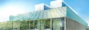 The proposed Francois Pinault Foundation for Contemporary Art