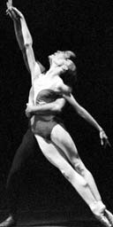 Soto and Whelan, New York City Ballet, Sadlers Wells