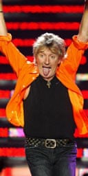 Rod Stewart, Albert Hall, October 2004