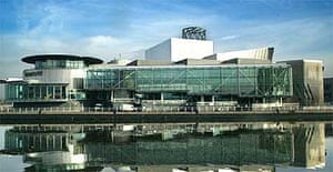 The Lowry Centre,Salford