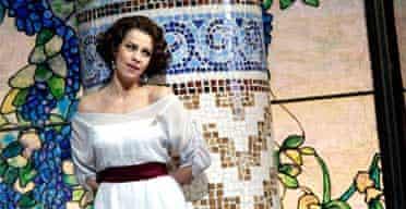 La Rondine, Royal Opera House, 2004
