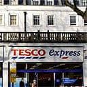 Tesco Express, Holland Park, London