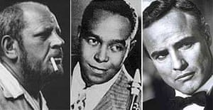 Pollock, Parker and Brando