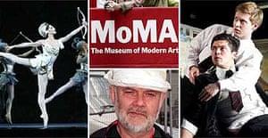Sylvia, Moma, History Boys, Peel