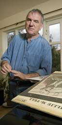 Ralph McTell, singer-songwriter.
