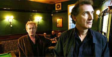 Andy Gill and Jon King of Gang of Four