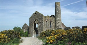 Marriott's Shaft, near Carnkie, Carn Brea (Cornish World Heritage bid)