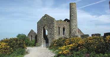 Marriott's Shaft, near Carnkie, Carn Brea (Cornish World Heritage bid)