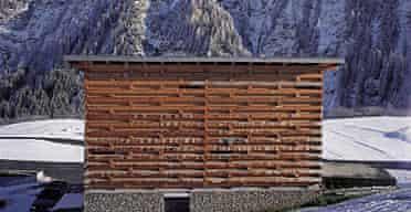 Gion A Caminada's slaughterhouse