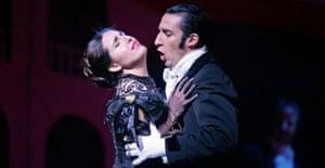La Traviata, Royal Opera House, London