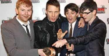 Franz Ferdinand, NME awards