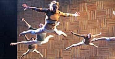 The Australian Dance Theatre in Age of Unbeauty