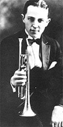 Jazz cornetist Bix Beiderbecke