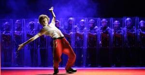 Billy Elliot, Victoria Palace Theatre, London