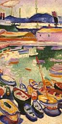 The Port of La Ciotat, George Braque, 1907