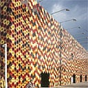 Foreign Office Architects' Spanish Pavilion for Expo 2005