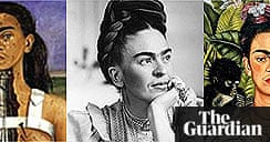 suffering and pain in the work of frida kahlo art and design  suffering and pain in the work of frida kahlo art and design the guardian