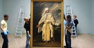 Joshua Reynolds exhibition at Tate Britain