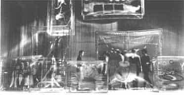 Merce Cunningham/Jasper Johns Walkaround Time