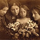 Wist Ye Not That Your Father and I Sought Thee Sorrowing?, 1865, by Julia Margaret Cameron
