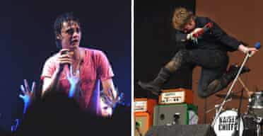 Pete Doherty and Kaiser Chiefs